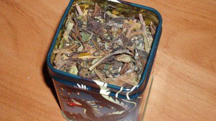 What is Shou Mei White Tea?